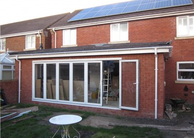 Residential Extension Burnham On Sea, Somerset.